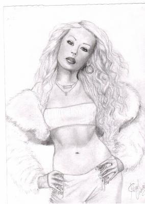 Christina Aguilera par christian_troy